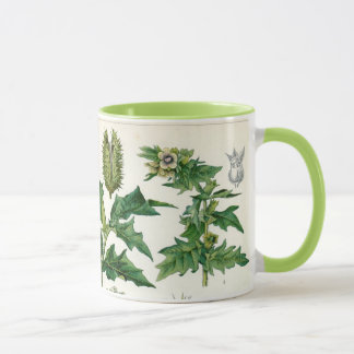 Mug Plantes toxiques
