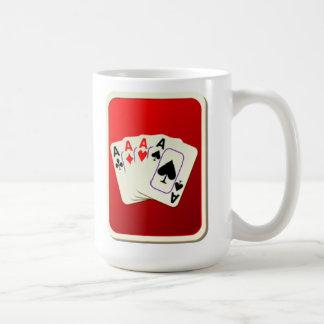 Mug Plate-forme des cartes de jeu
