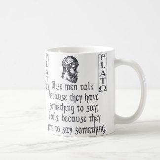 Mug Platon
