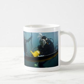 Mug Plongée à l'air