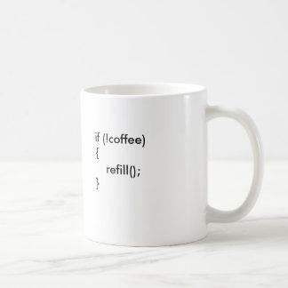 Mug Plus de café