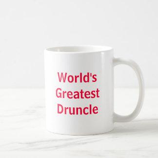 Mug Plus grand Druncle du monde
