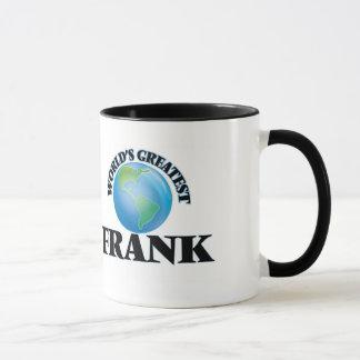 Mug Plus grand Frank du monde