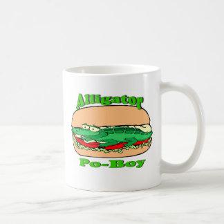 Mug PO-Garçon d'alligator