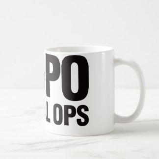 Mug PO-PO Special Ops