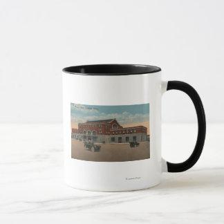Mug Pocatello, identification - vue extérieure