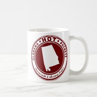Mug Poche chaude de l'Alabama