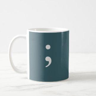 Mug Point-virgule