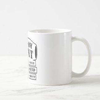 Mug Points creux quand vous soin envoyez le meilleur