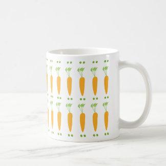 Mug Pois et carottes