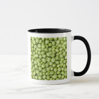 Mug Pois organiques frais 2