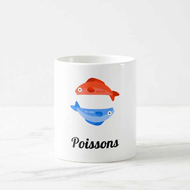 Mug Poissons