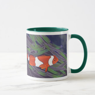 Mug poissons de clown