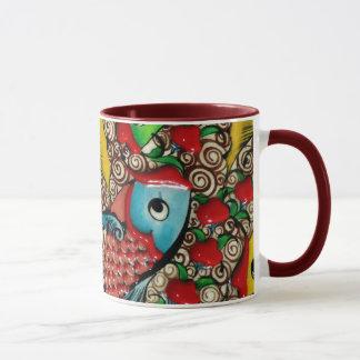 Mug Poissons de Koi