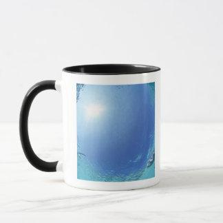 Mug Poissons en mer