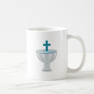 Mug Police baptismale