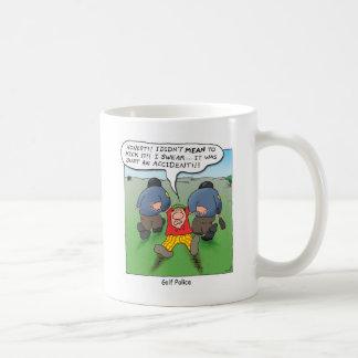 Mug Police de golf