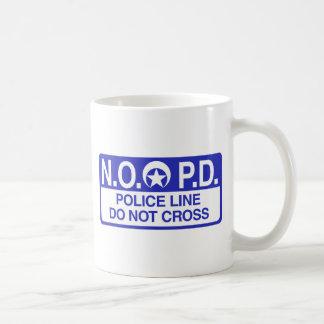 Mug Police de la Nouvelle-Orléans