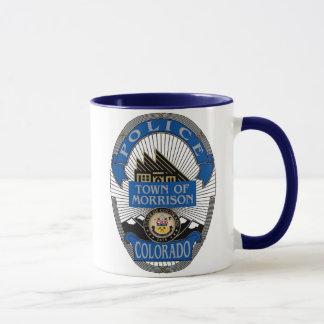 Mug police de morrison