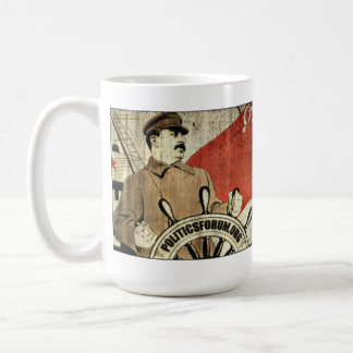 "Mug PoliticsForum.org : ""Camarade Stalin nous guidera"