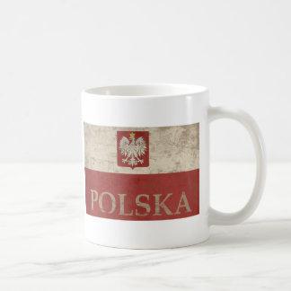 Mug Polska vintage