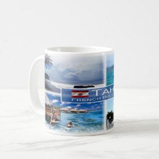 Mug Polynésie française de PF - Tahiti -