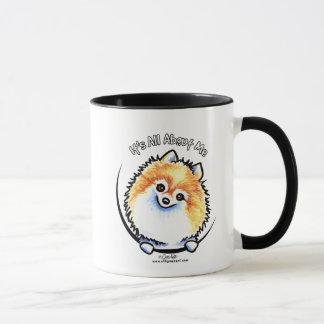 Mug Pomeranian IAAM