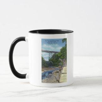 Mug Pont central de NY rr, l'échelle de Jacob