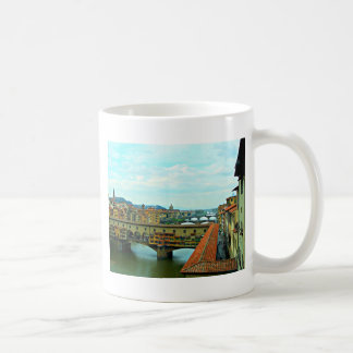 Mug Pont d'achats de Florence, Italie