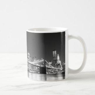 Mug Pont de Brooklyn et horizon de Manhattan