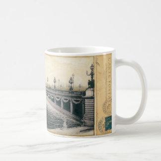 Mug Pont de Pont Alexandre III, Paris