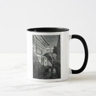 Mug Pont des soupirs, Venise