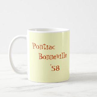 Mug Pontiac Bonneville '58
