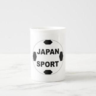 MUG  PORCELAINE   JAPAN SPORT