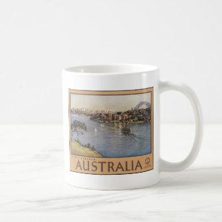 Mug Port de l'Australie Sydney
