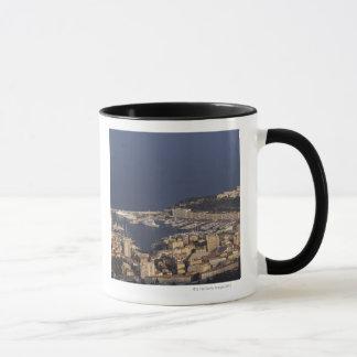 Mug Port, Monte Carlo, la Côte d'Azur, d 2 de Cote
