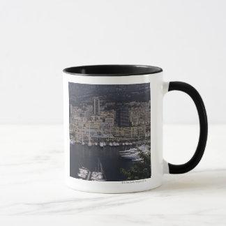 Mug Port, Monte Carlo, la Côte d'Azur, d 4 de Cote