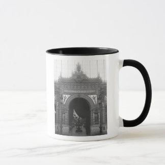 Mug Portique de céramique