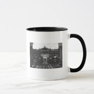 Mug Portique du pavillon de métallurgie