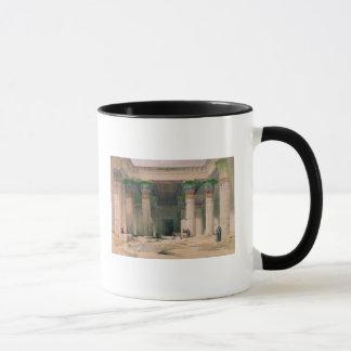 Mug Portique grand du temple de Philae, Nubia