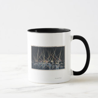 Mug Portland, OU - illumination de cuirassé