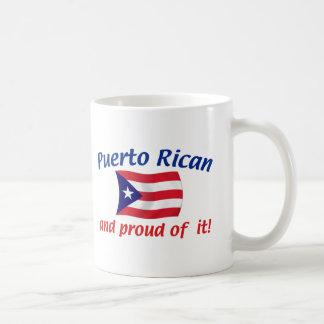 Mug Portoricain fier