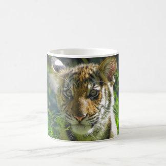 Mug Portrait 3 de CUB de tigre