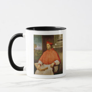 Mug Portrait d'A. Pallavicini cardinal, 1512