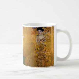 Mug Portrait d'Adele Bloch-Bauer par Gustav Klimt 1907