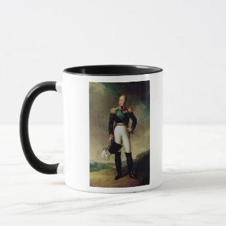 Mug Portrait d'Alexandre I 1814
