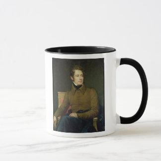 Mug Portrait d'Alphonse de Lamartine, 1831