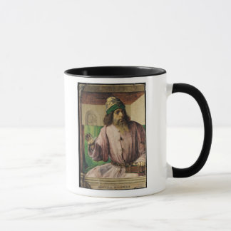 Mug Portrait d'Aristote, c.1475