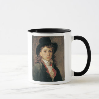 Mug Portrait de baron Antoine Jean Gros âgé 20