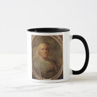 Mug Portrait de Benjamin Franklin, c.1780